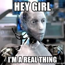 I Robot Meme - sonny i robot meme generator