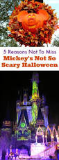 why mickey u0027s not so scary halloween is a can u0027t miss event