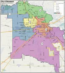 isd map beaumont isd readies for an election the examiner