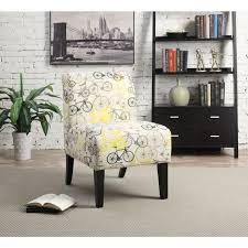 ollano fabric accent chair multiple colors by acme furniture