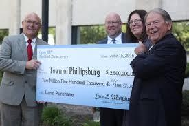 Stephen R Ellis Mayor Phillipsburg New Jersey Harry Wyant Jr