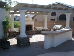 Pergola Designs For Patios by Custom Pergolas In Arizona