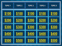 best jeopardy powerpoint template easy jeopardy video tutorial