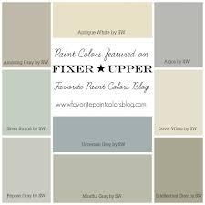 farmhouse paint color palettes favorite paint colors bloglovin u0027