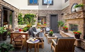 Terrace Dining Room Beautiful Small Terrace Ideas With Dining Table Quecasita