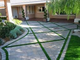 Paved Backyard Ideas Landscaping With Pavers Ideas Walkways With Small Search