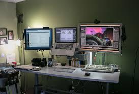 Proper Computer Desk Setup Dave Seah U0027s Mac And Ipad Setup U2013 The Sweet Setup