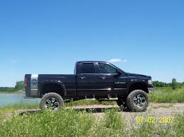 dodge ram 1500 with 6 inch lift ram lifts