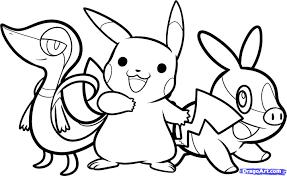 coloriage pokemon les beaux dessins de dessin animé à imprimer