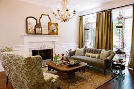 Country Style Living Room Furniture - French country family room