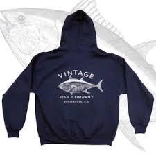 fish sweater vintage fish company logo t shirt brown savana vintage fish company