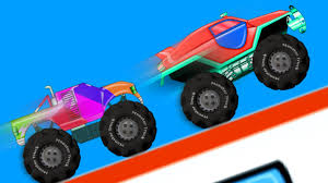 monster truck video download free monster truck monster trucks racing car race youtube