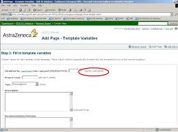 confserver 9063 cannot hide variable names of form elements in