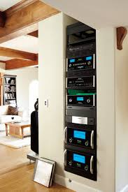 Small Component Cabinet Best 25 Audio Rack Ideas On Pinterest