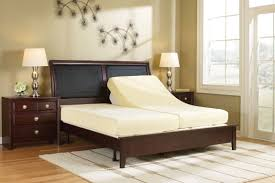 bedrooms adjustable bed frame for headboards and footboards ideas