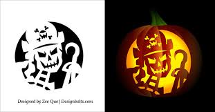 Small Pumpkin Carving Patterns Free Printable by 10 Free Printable Scary Pumpkin Carving Patterns Stencils U0026 Ideas