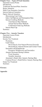 joint survivor annuity tables annuities table of contents pdf