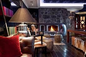 Ski Lodge Interior Design El Lodge Ski And Spa Spain Luxe U0026 Passions
