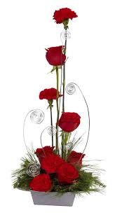 38 best floral arrangement ideas images on pinterest christmas