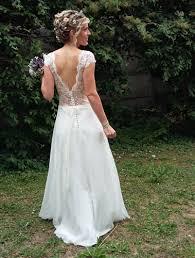 robe de mariã e dentelle dos robes de mariée création sur mesure région hauts de nord