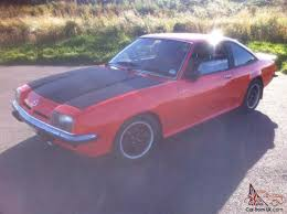 Opel Manta Sr Berlinetta