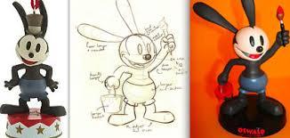 rabbit merchandise new disney oswald merchandise