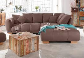 home affair sofa home affaire ecksofa indianapolis mit federkern otto