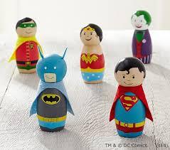 dc figurines set pottery barn