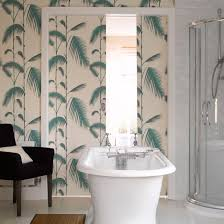 bathroom wallpaper ideas uk bathroom wallpapers ideal home