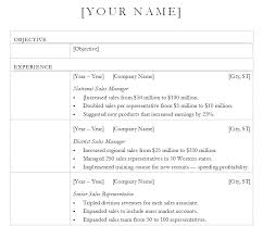resume exle template excel resume template 59 images executive resume template 12