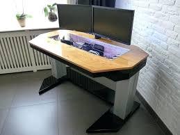pc bureau wifi intégré bureau avec ordinateur integre lateral pc wifi bim a co