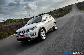 jeep india compass jeep compass bookings reach 10000 units since launch motorbeam