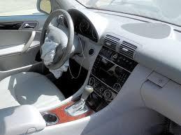 2005 c240 mercedes 2005 mercedes c240 4matic w203 parts car stock 005369