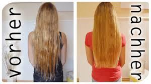 Frisuren Lange Haare Vorher Nachher by Schnipp Schnapp Lange Haare Kürzen Vorher Nachher