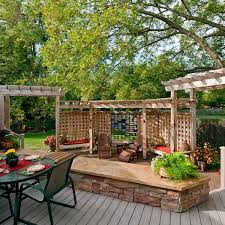 Backyard Deck Design Ideas Deck Design Ideas With Screened Porch Archadeck Outdoor Living