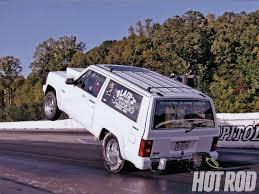 monster jeep cherokee 1986 jeep cherokee 9 second street driven pro street u002786