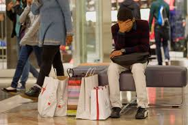 black friday thanksgiving weekend shopping declines 11