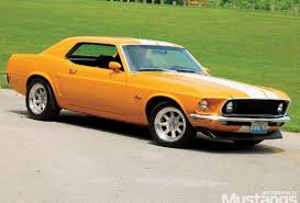 1969 mustang grande 1969 ford mustang grande modified mustangs fords magazine