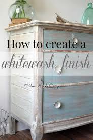 how to whitewash furniture u0026 other wood whitewash furniture