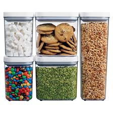 kitchen canister sets australia oxo 5 pc food storage canister set clear target