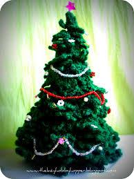 the lazy hobbyhopper crochet christmas tree