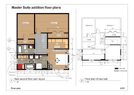house plan master suite page 1 bedroom floor plans second addition