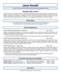 Lawyer Sample Resume by Unforgettable Data Entry Clerk Resume Examples To Stand Out For