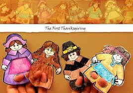 thanksgiving puppet skits