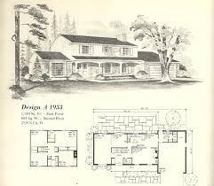 vintage house plans 1954 1 12 story homes antique alter ego gothic