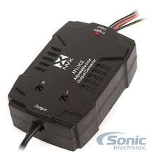 nvx xfloc2 80w 2 channel line output converter w noise filter