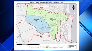 Camden County Maps Hundreds Of Students Must Switch Schools In Nassau County