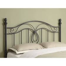 Black Metal Headboard And Footboard Best 25 Metal Headboards Queen Ideas On Pinterest Metal