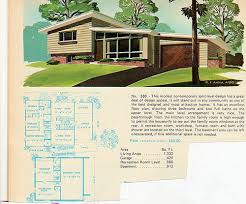 Split Level Floor Plans 1960s Flickriver Random Photos From Houses And House Plans Of The