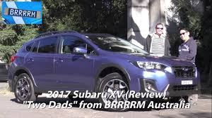 suv subaru xv new gen 2017 subaru xv review